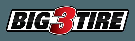 Big 3 Tire Logo